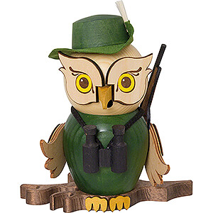 Smokers All Smokers Smoker - Owl Hunter - 15 cm / 5.9 inch