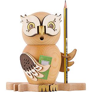 Smokers Animals Smoker - Owl Student - 15 cm / 5.9 inch
