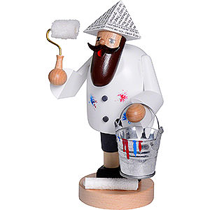 Smokers Professions Smoker - Painter - 18 cm / 7.1 inch
