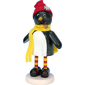 Smokers Animals Smoker - Penguin - 16 cm / 6 inch