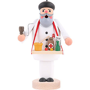 Smokers Professions Smoker - Pharmacist - 19 cm / 7 inch