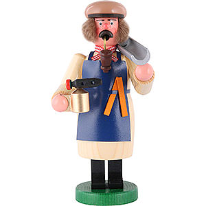 Smokers Professions Smoker - Plumber - 18 cm / 7 inch