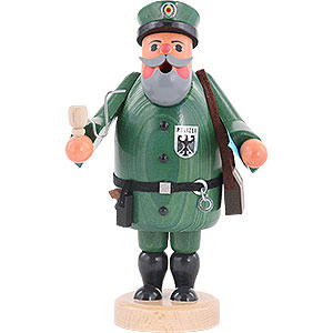 Smokers Professions Smoker - Policeman - 19 cm / 7 inch