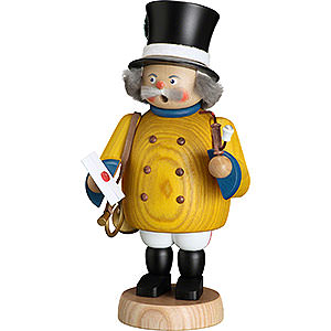 Smokers Professions Smoker - Postman - 20 cm / 8 inch