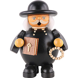 Smokers Professions Smoker - Priest - 14 cm / 6 inch