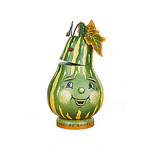 Smokers Misc. Smokers Smoker - Pumpkin Green - 16 cm / 6 inch