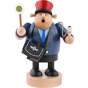 Smokers Professions Smoker - Railroadman - 20 cm / 8 inch