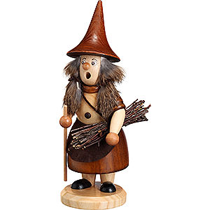 Smokers Hobbies Smoker - Rooty-Dwarf Brushwood Woman Natural - 18 cm / 7.1 inch