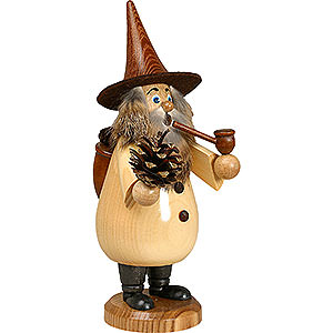 Smokers Misc. Smokers Smoker - Rooty-Dwarf Coneman Natural Colors - 19 cm / 7 inch