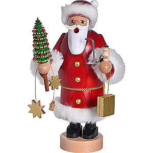 Smokers Santa Claus Smoker - Santa - 21 cm / 8.3 inch