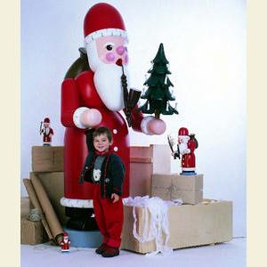 Smokers XXL Smokers Smoker - Santa Claus - 220 cm / 86 inch