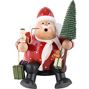 Smokers Santa Claus Smoker - Santa Claus - 26 cm / 10 inch