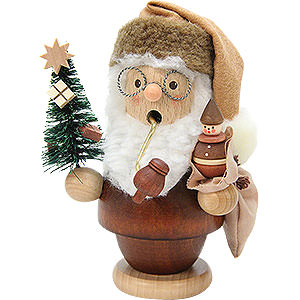 Smokers Santa Claus Smoker - Santa Claus Natural - 13 cm / 5 inch