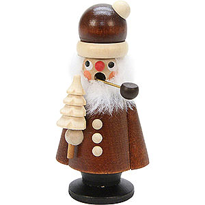 Smokers Santa Claus Smoker - Santa Claus Natural Colors - 10,5 cm / 4 inch