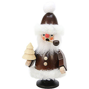 Smokers Santa Claus Smoker - Santa Claus Natural Colors - 12,0 cm / 5 inch