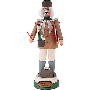 Smokers Professions Smoker - Schoolmaster 1850 A.D. - 25 cm / 10 inch