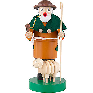 Smokers Professions Smoker - Shepherd - 20 cm / 8 inch