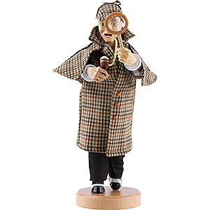 Smokers Famous Persons Smoker - Sherlock Holmes - 21 cm / 8.3 inch