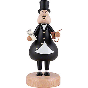 Smokers Professions Smoker - Singer Otto - 25 cm / 9.8 inch