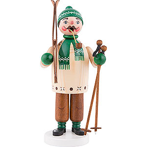Smokers Hobbies Smoker - Ski Driver - 18 cm / 7 inch