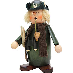 Smokers Professions Smoker - Sleepy Head Forester - 19,5 cm / 7.7 inch