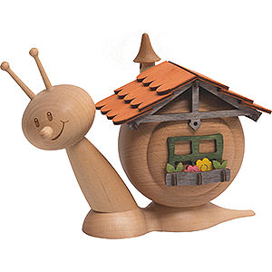 Smokers Animals Smoker - Snail Sunny House Snail - 16 cm / 6.3 inch