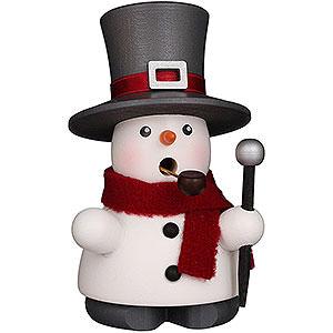 Smokers Snowmen Smoker - Snowman - 10,5 cm / 4.1 inch