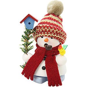Smokers Snowmen Smoker - Snowman - 11,5 cm / 5 inch