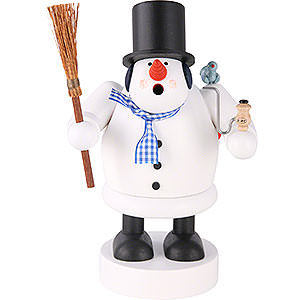 Smokers Snowmen Smoker - Snowman - 20 cm / 8 inch