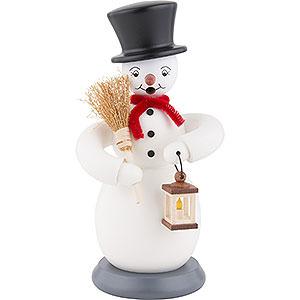 Smokers Snowmen Smoker - Snowman - Colored - 23 cm / 9 inch