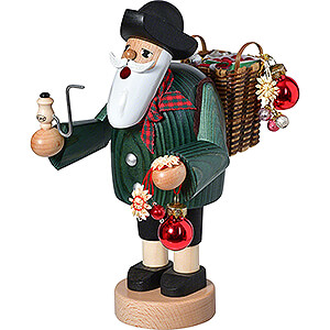 Smokers Professions Smoker - Thuringian Peddler - 20 cm / 7.9 inch