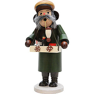 Smokers Professions Smoker - Toy Sales Man - 27 cm / 10.6 inch