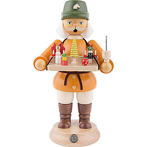 Smokers Professions Smoker - Toy Salesman - 23 cm / 9 inch