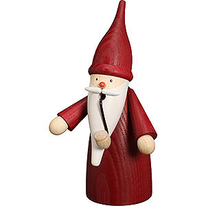 Smokers Misc. Smokers Smoker - Traditional Gnome Red - 16 cm / 6 inch
