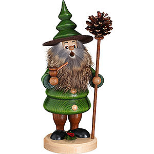 Smokers Hobbies Smoker - Tree Gnome Cone Man - 21 cm / 8.3 inch