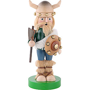 Smokers Famous Persons Smoker - Viking - 25 cm / 10 inch