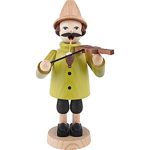 Smokers Professions Smoker - Violin Player - 18 cm / 7 inch