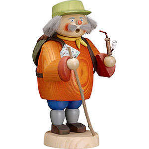 Smokers Hobbies Smoker - Wandersmann - 20 cm / 8 inch