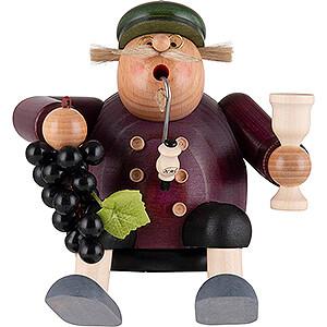 Smokers Professions Smoker - Wine Grower - Shelf Sitter - 15 cm / 5.9 inch