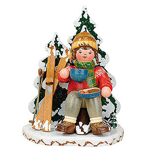 Smokers Hobbies Smoker - Winterchild Snow Rider - 20 cm / 8 inch