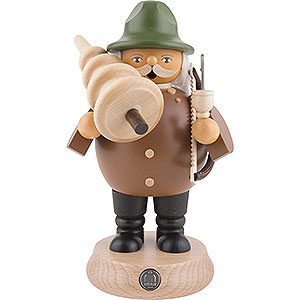 Smokers Professions Smoker - Woodchopper - 14 cm / 6 inch