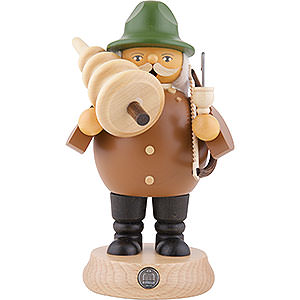 Smokers Professions Smoker - Woodchopper - 18 cm / 7 inch