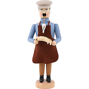 Smokers Professions Smoker - Woodturner - 21 cm / 8 inch