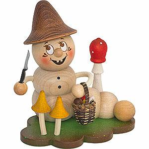 Smokers Hobbies Smoker - Worm Mushroom Rudi - 14 cm / 5.5 inch