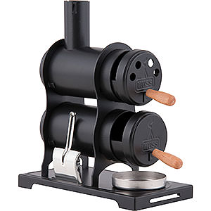 Smokers All Smokers Smoking Stove - The Workshop Stove Black - 13,5 cm / 5.3 inch