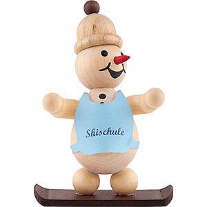 Small Figures & Ornaments Wagner Snowmen Snowman - Junior Snowboard Beginner standing - 9 cm / 3.5 inch