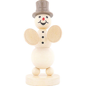 Small Figures & Ornaments Wagner Snowmen Snowman Musician Cymbals - 12 cm / 4.7 inch