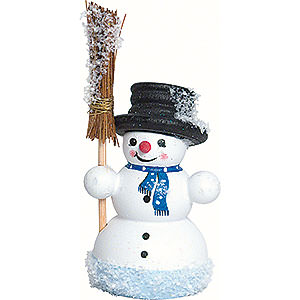 Small Figures & Ornaments Kuhnert Snowflakes Snowmann 5 cm / 2 inch