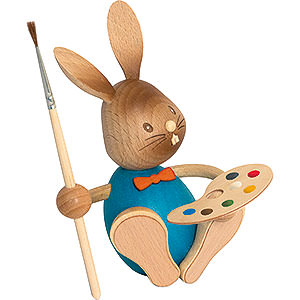 Small Figures & Ornaments Easter World Snubby Bunny Artist - 12 cm / 4.7 inch