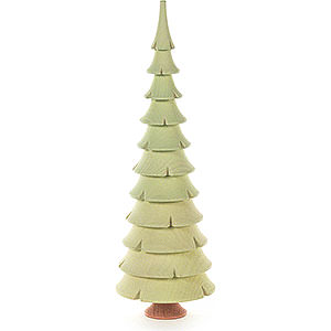 Small Figures & Ornaments Decorative Trees Solid Wood Tree - Bright Green - 21 cm / 8.3 inch